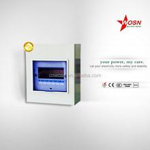 IP65 waterproof stainess steel plexiglass distribution box