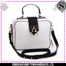 2015 Washable very easy to remove pu leather handbag