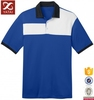 Stylish Design 100% Polyester Dry Fit Bowling Polo Shirt