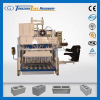 QMY12-15 portable hollow block making machine