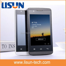 cheap ultra slim 3.5 inch 3G smart phones factory sell directly