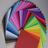 china supplier light & dark black or others color paper