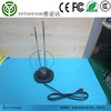 factory price house use Rabbit ears digital tv antenna power booster with F male