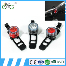 Bicycle Aluminum Lights promotional blinking bike safety for night light