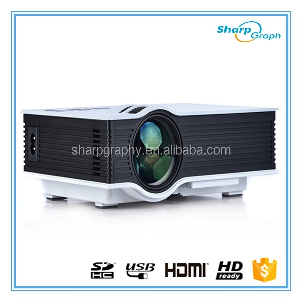 2015 best quality mini cheap video full hd 3d led for Best small hd projector