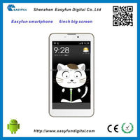 Good quality promotional gps cell phones white