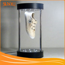Hot China Products Wholesale Magnetic Levitation Display Floating Display Shoe