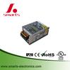 CE UL listed 110v ac to 5v dc power supply 25w for led lights