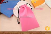 2015 New Mobile Phone Bag Velvet Gift Bag Wholesale China