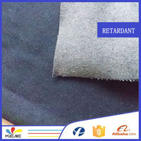 FR 190gsm fire resistant denim fabric for safety workwear