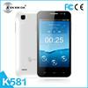 Kenxinda professional manufacturer Android 4.4 Dual sim 3G wifi smart mobile phone