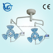 Emergency led light surgical led ot light with double domes