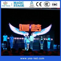 Electronic led screen/led display For Commercial Advertising And Lighting Project