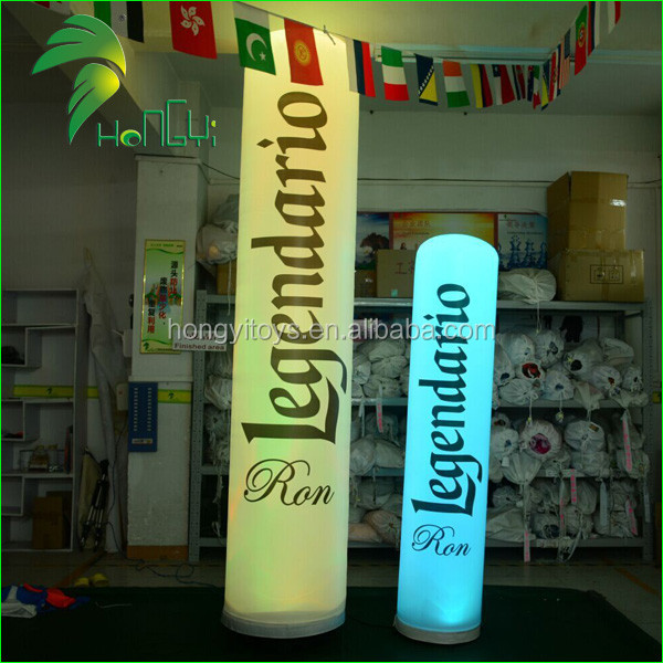 inflatable led lamp post (4)