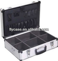 stylish and impactful box/aluminium tools case with your logo printed