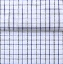 James 100% Cotton Yarn Dyed Wrinkle Free Plain Check/Plaid/Stripe Poplin Shirting Fabric