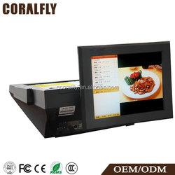 CORALFLY pos174sd15 Bset CPU Allwinner A10 wifi pos machine