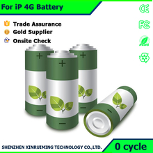 New arrival smartphone repair parts battery for iPhone 4 battery replacement