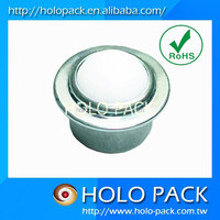 202 CORP BTU Ball Up Design plastic wheel with bearing