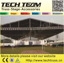 Successful Out concert Truss Structure