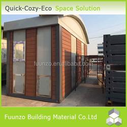 Prefabricated Home Constructing Villas House New Design