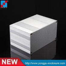 Aluminum Die Cast Junction Box 145x82-D ( WxH xD )mm alumium case