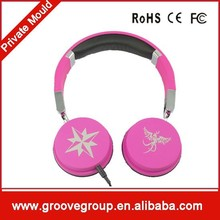 Factory directly supply of high quality hot sale anime headphone