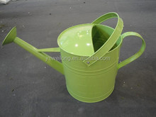 Green 10L Zinc Pot Flower Planter/Watering Can/Planter Shower Pot-Alibaba Golden Supplier
