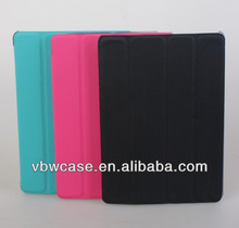 ultra slim smart case for ipad air, smart cover case for ipad air 5, pure color case for ipad air