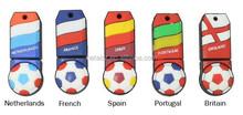soccer usb flash drive National team pen drive cool usb stick Football fans flash memory 16gb pendrive 8gb 2G 4G thumbdrives