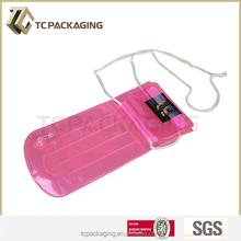 Fancy cell phone waterproof bag for smart phone Alibaba China