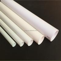 pvc conduit china supplier white grey electric pvc pipe