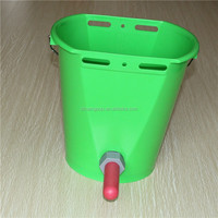 Rubber Animal Feeding Nipple Calf Feeder Bucket