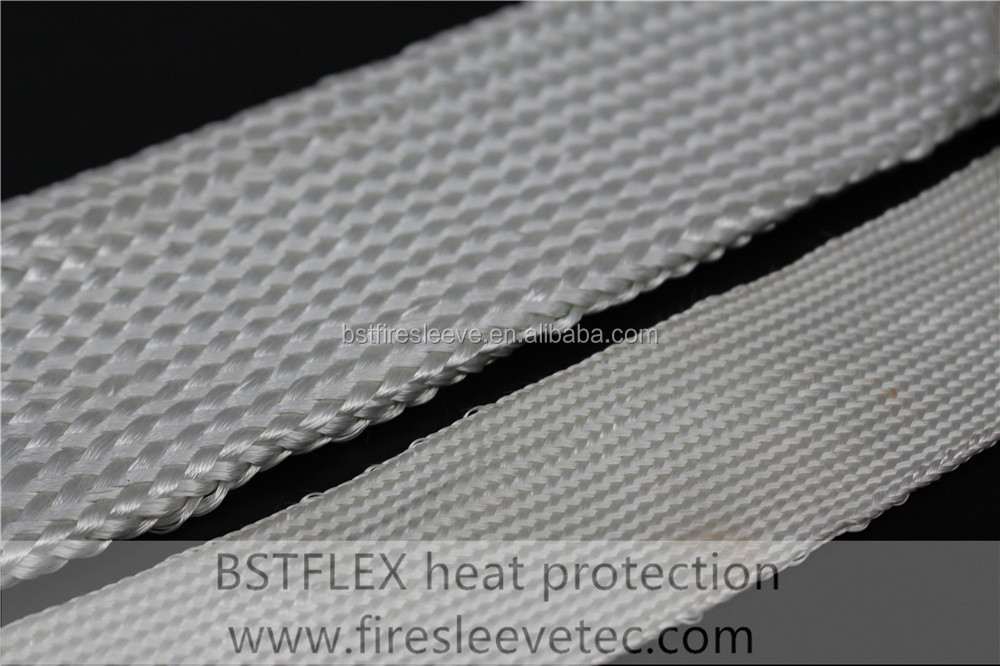 Fiberglass Braided Heat Resistant Hose Sleeve Buy Heat