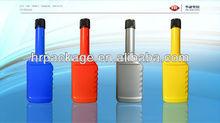 fabricante de la venta de forma recta 200ml aceite de motor de botellas de plástico