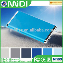 2015 Top Selling Colorful 6000mAh Aluminum Case Mobile Phone Power Bank For Promotional Gifts