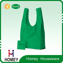 Fashion Good Quality Good Prices Factory Wholesale Foldable Polyester Shopping Bag