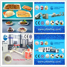 High output one time disposable plate/tray producer in China