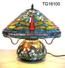 Turkish mosaic lamp 3mm stained glass handmade