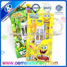 2015 wholesale stationery product / mini stationery item / stationery set for kids