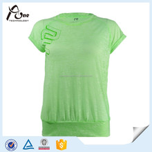 Hot Design For Girl's Lady Beautiful Leisure T-shirt