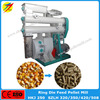 Low protein Sunflower seed ring die pellet making machine