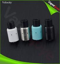 2015 innovative prpdcuct atty atomizer 1:1 clone Velocity rda