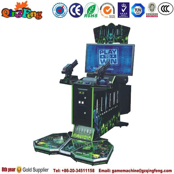 "Simulator shooting gun - 52""screen projector(MS-QF110-1)"