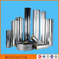 10 micron Metallized Bopp Films For Lamination