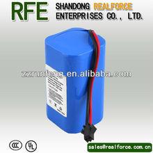 12v lifepo4 18650 li ion battery packs for GPS