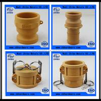 various platic camlock coupling type DP