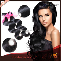 Wholesale factory price virgin hair weave color #33 of body wave 8-30 inch no split