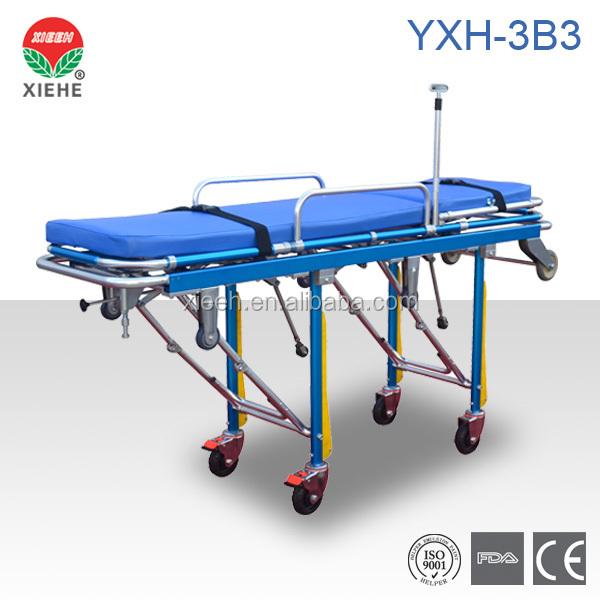 yxh- 3b3 뜨거운 판매 구급차 들것 안전 잠금