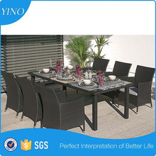 Perfect Garden Rattan Dinning Sets Furniture RZ1176